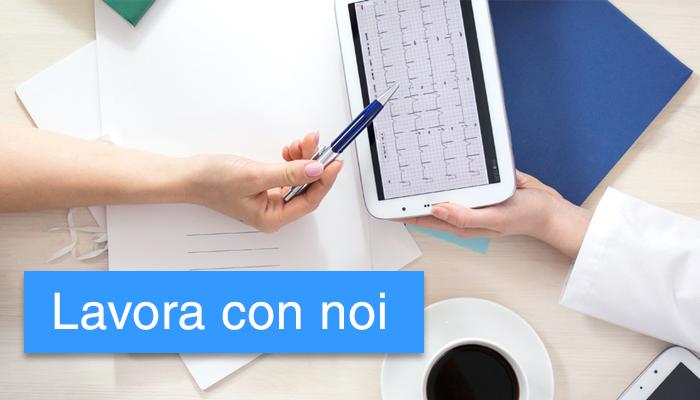 Lavora con noi: cerchiamo figure commerciali in tutta Italia!