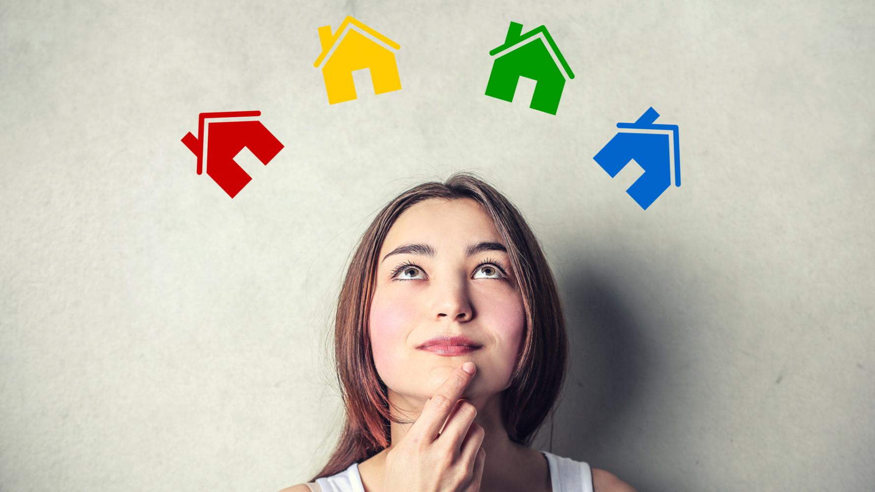 Cercare casa sul web: 4 suggerimenti utili