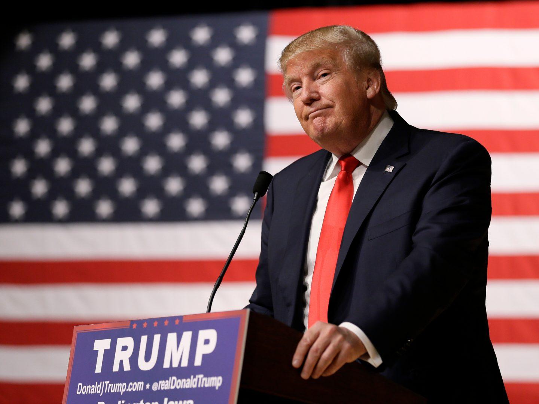 Chi è Donald Trump? Il magnate dell'immobiliare che è diventato Presidente degli Stati Uniti.