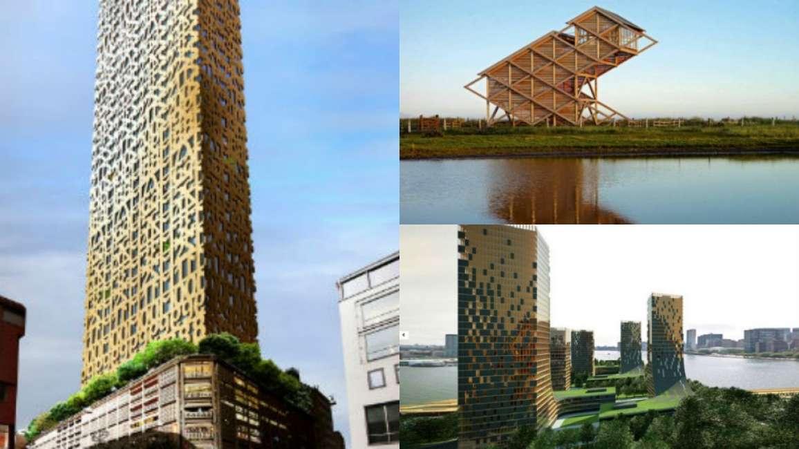Siete pronti per i grattacieli in legno?