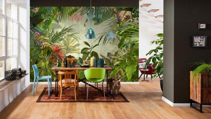 Idee e consigli per arredare la tua casa in stile tropicale