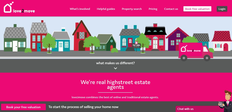 Love2move, la nuova app di incontri… immobiliari!