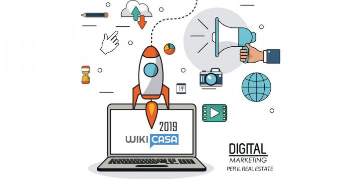 Come cambierà Wikicasa nel 2019? Numeri in crescita e un nuovo tool per le acquisizioni