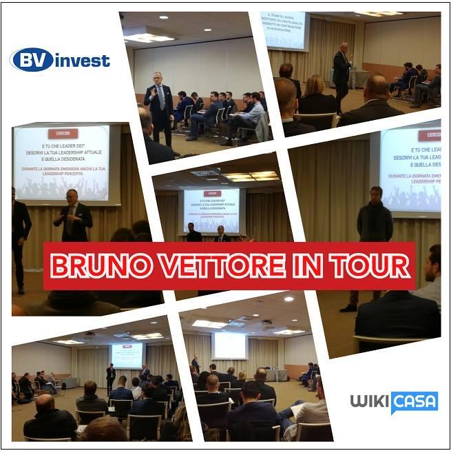 """""""Formazione e Aggregazione"""": Wikicasa in tour con Bruno Vettore per la formazione dell'Agente Immobiliare 3.0"""