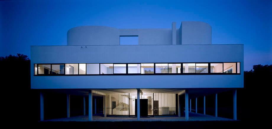 Patrimoni dell'Unesco, Villa Savoye, Le Corbusier, Poissy