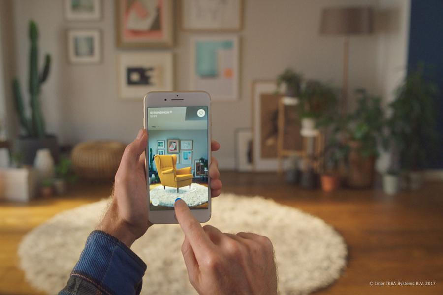 Arredare casa con la realtà aumentata