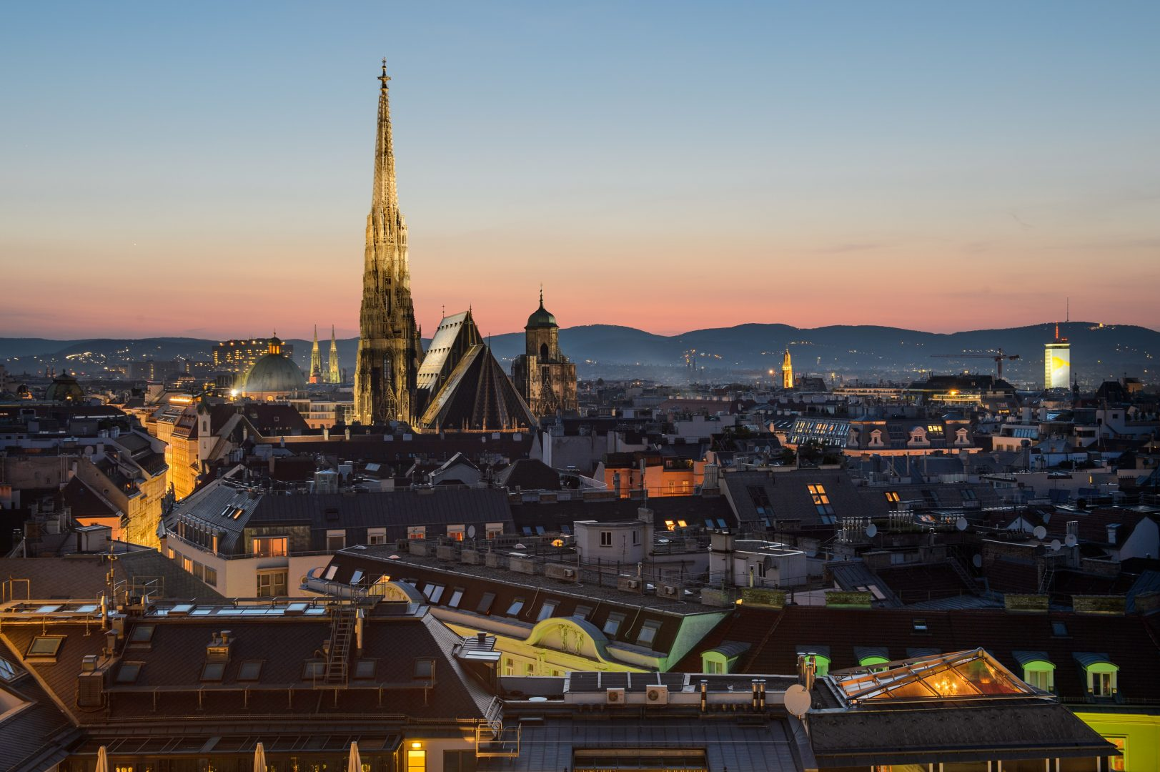 Vienna: