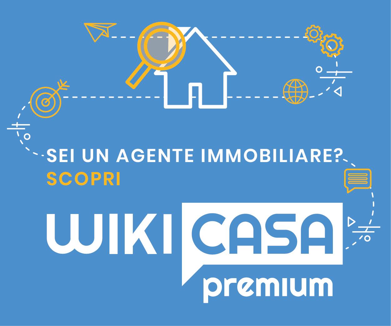 Entra in Wikicasa Premium