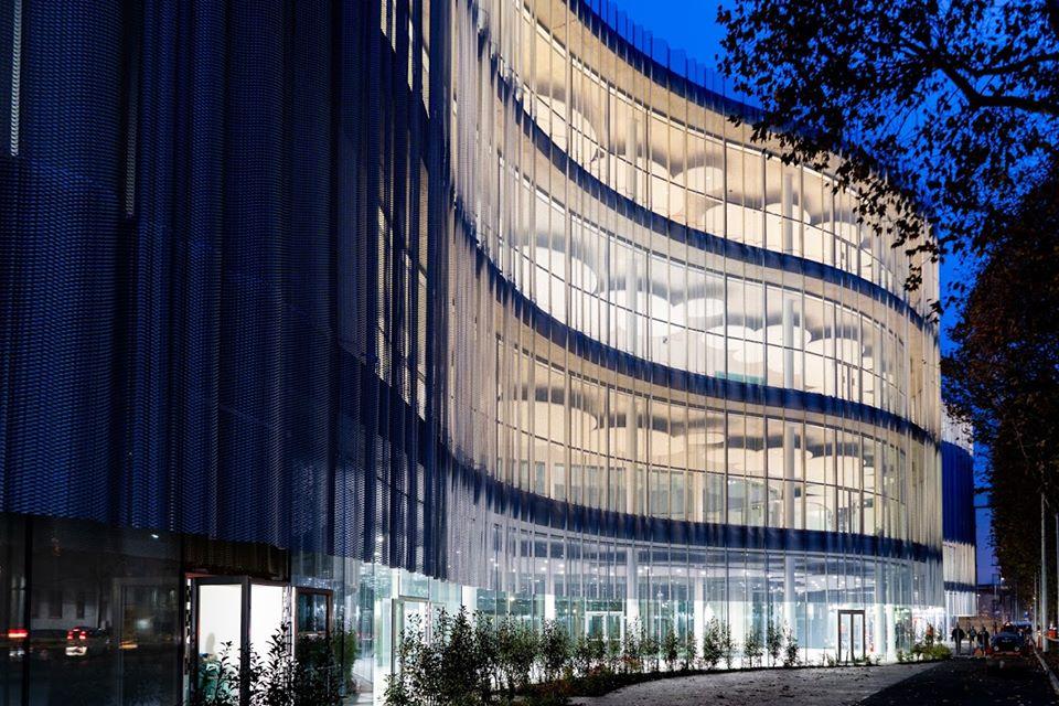 Inaugurato il nuovo campus Bocconi: campus universitari sempre più innovativi
