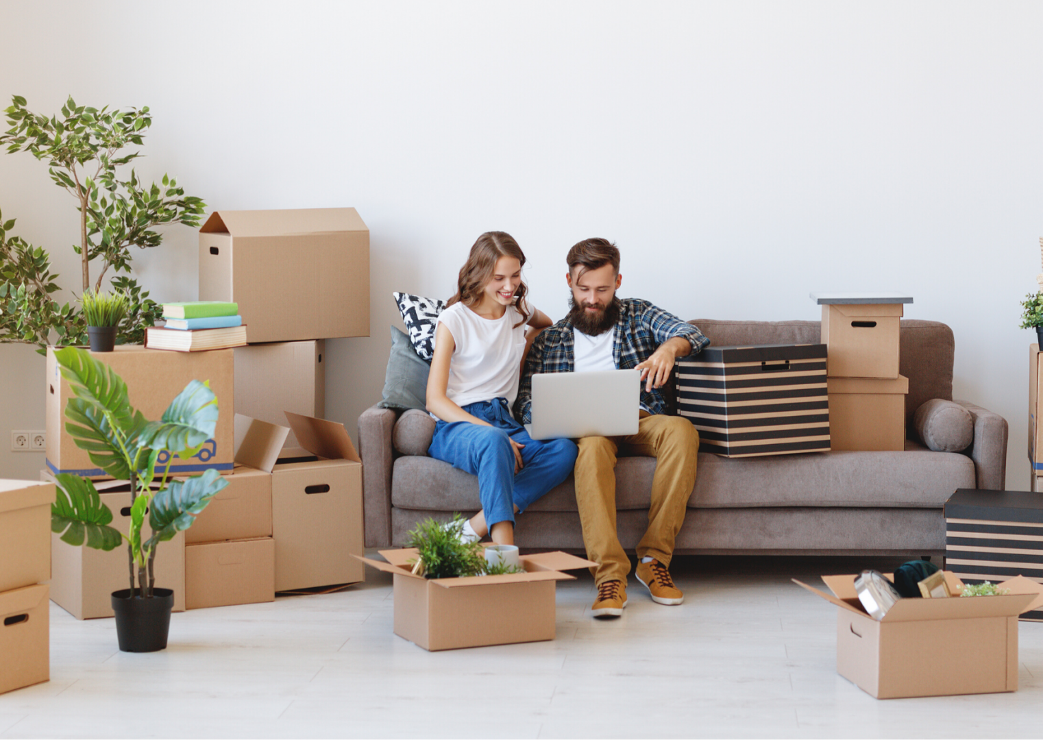 5 consigli per organizzare il tuo trasloco