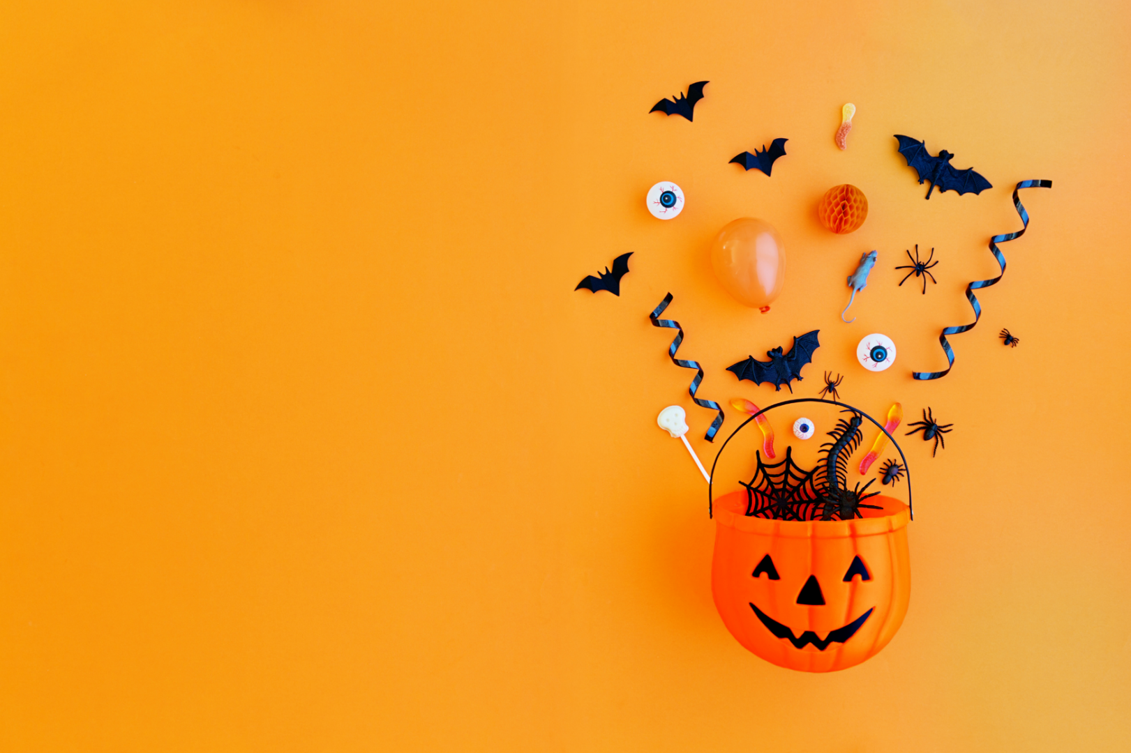 Home Decor per Halloween: 5 idee e trend dal web