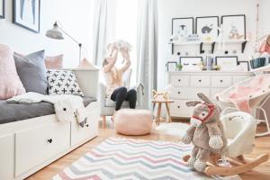 Idee salvaspazio per la stanza dei bambini