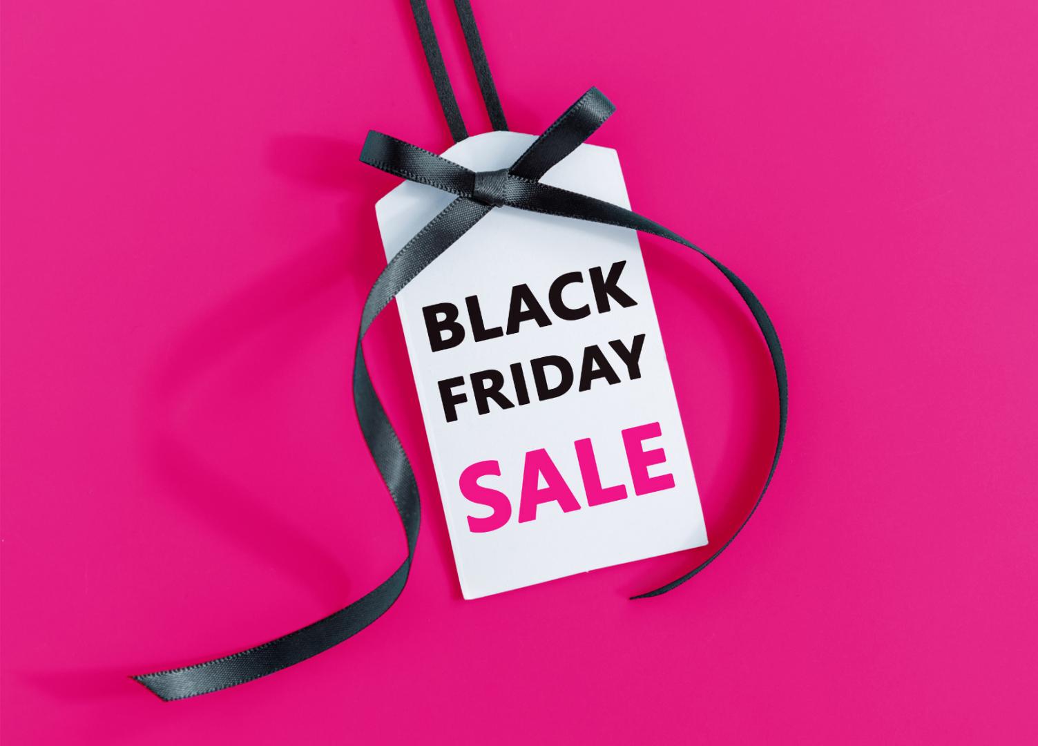 Cosa comprare al Black Friday se sei un agente immobiliare